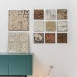 Placche metalliche Historical Collections: pezzi unici per home decor